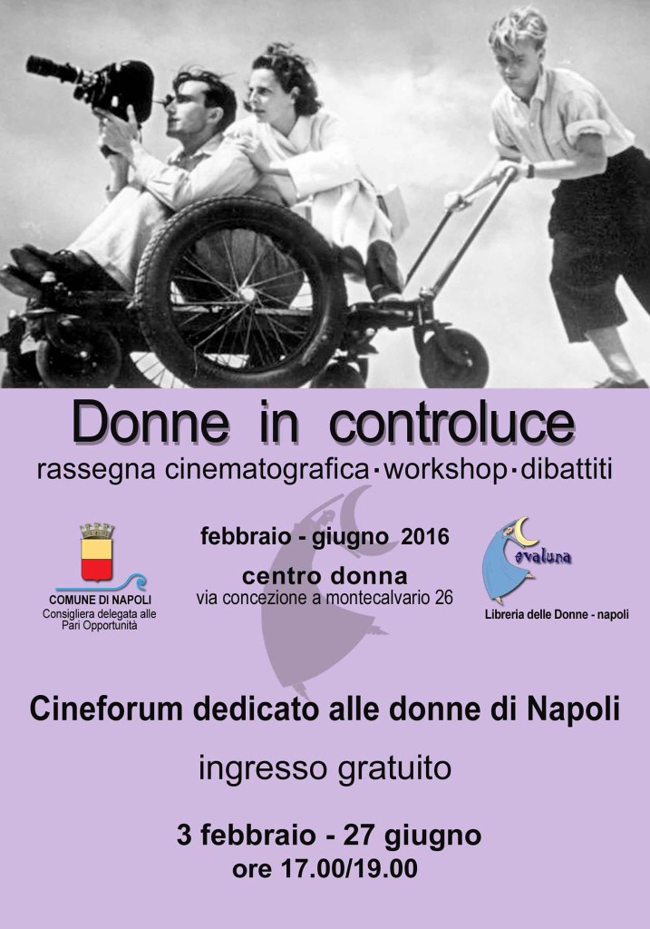 Donne in controluce